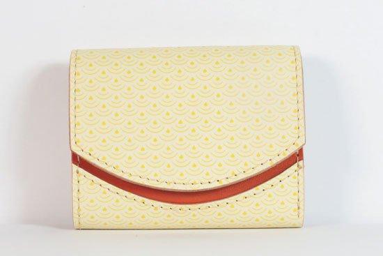 ミニ財布  今日の小さいふシリーズ「ペケーニョ Banana cake< B >21年8月21日」