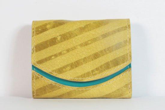 ミニ財布  今日の小さいふシリーズ「ペケーニョ アイスミルクレープ< A >21年8月29日」