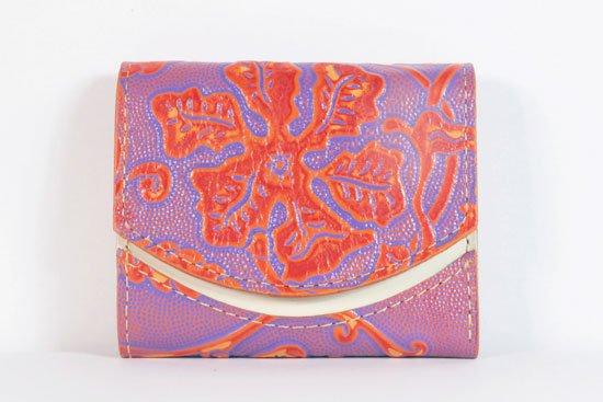 ミニ財布  今日の小さいふシリーズ「ペケーニョ nature color< B >21年8月10日」