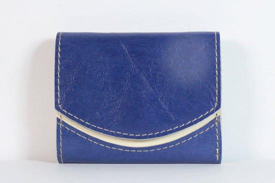 ミニ財布  今日の小さいふシリーズ「ペケーニョ DENIM ジーンズ< A >21年9月7日」