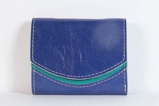 ミニ財布  今日の小さいふシリーズ「ペケーニョ DENIM ジーンズ< B >21年9月7日」