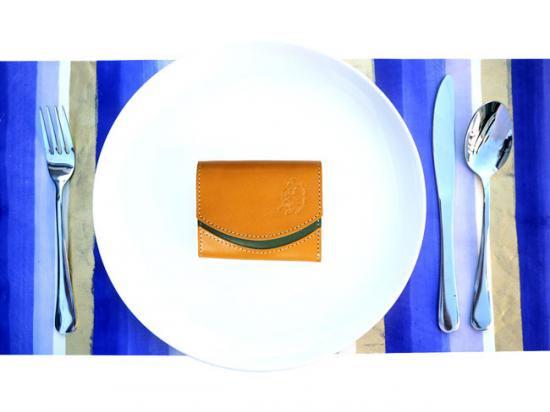 【極小財布・小さい財布】小さいふ。 ペケーニョ cookie クッキー  日本製 二つ折り クアトロガッツ