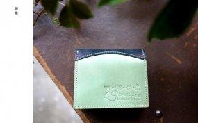 【世界一いや日本一?小さい極小財布】小さいふ。コリーナ Colinaカラーオーダー クアトロガッツ