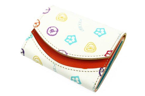【極小財布・小さい財布】小さいふ。ペケーニョ ベジタリアン【アートシリーズ】