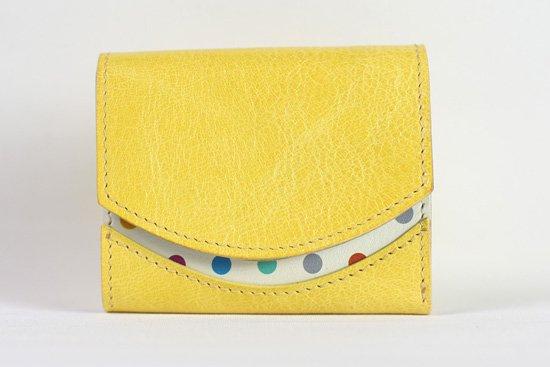 15年2月27日【小さい財布・極小財布】小さいふ。ペケーニョ 【今日の小さいふ】レモンスカッシュ
