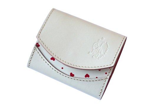 2016年3月:今月の小さいふ。ホワイトデー 2016× クアトロガッツ 小さい財布 ペケーニョ