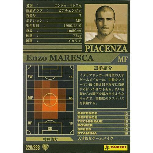 220 ピアチェンツァ エンツォ・マレス...