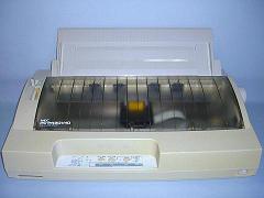 NEC PC-PR201/40 ドットインパクトプリンター
