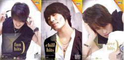 Bird Thongchai (バード・トンチャイ)/ Bird Hits For Fan DVD x 3 同時購入割引セット(最新ベスト)