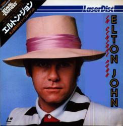 Elton John (エルトン・ジョン)/ Live in Central Park (日本盤LD)(未DVD化)