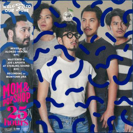 25 Hours / Mom & Pop Shop (CD)(ニ...