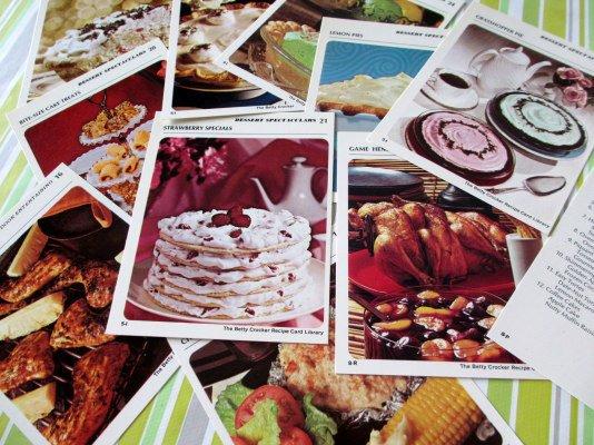 R,796 USAレシピカード