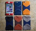 Roberu iPhone8 Plus Case Regular 6colors