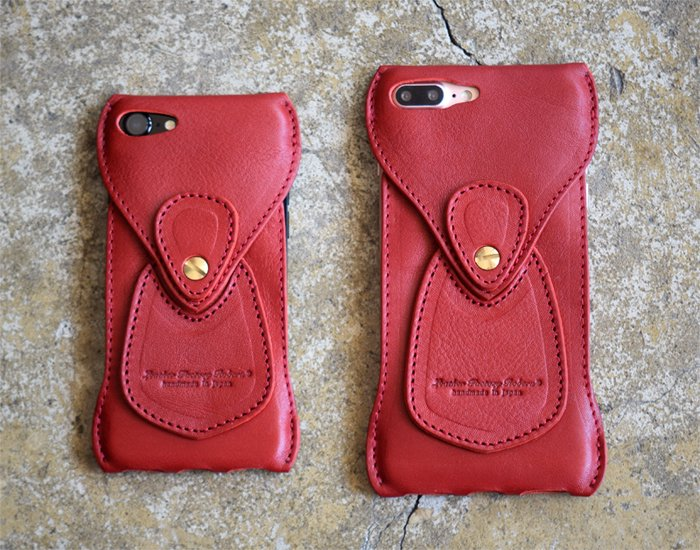 Italy Vachetta leather iPhone7Case [ ...