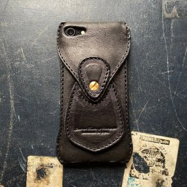 All Horsehide iPhone Case for New iPhoneSE