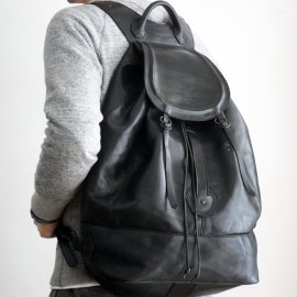 Derby Sack [Black]<img class='new_mark_img2' src='https://img.shop-pro.jp/img/new/icons13.gif' style='border:none;display:inline;margin:0px;padding:0px;width:auto;' />