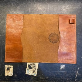 Book Cover [Brown] 特注のお客様専用