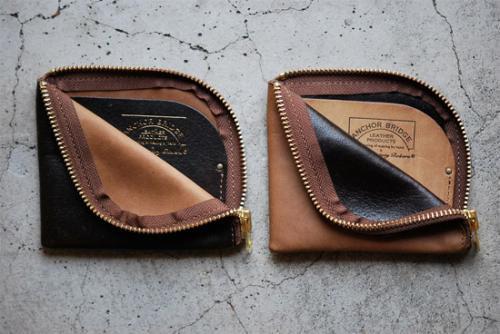 ANCHOR BRIDGE × ROBERU Zip Wallet