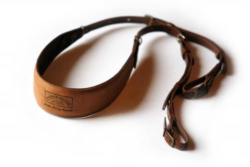 ANCHOR BRIDGE × ROBERU Horween Horse Leather Strap
