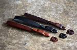 Italy Vachetta Leather Hand Strap [Red Brown,Choco,Black]