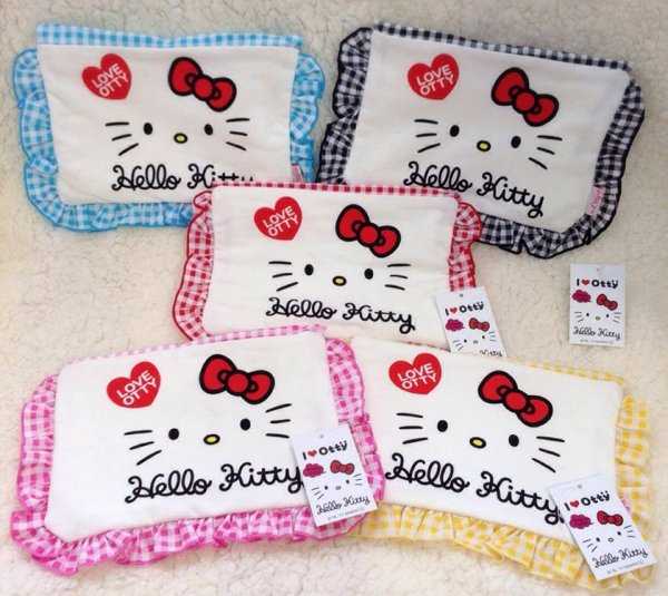 【送料無料】*Otty×HELLO KITTY☆フェイス・保冷剤ケース(保冷剤付)