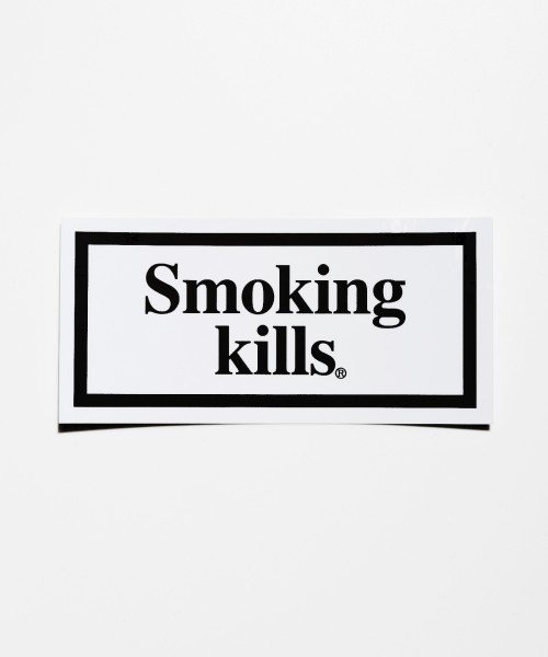"【先行予約】☆FR2 ""Smoking Kills..."