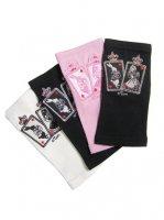 トランプアリス刺繍ハンドカバー 8IA001