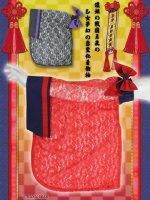8WA021 濃姫の戦国月夜の乙女 夢幻の恋変化着物袖