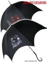 9QK001 ドロドロジュピリン&ジュビルアンブレラ(マキシマム、MAXIMUM、猫、傘)