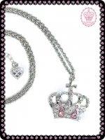 王冠ネックレス(ビッグ) 88A051