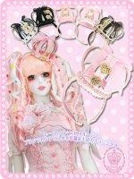 ブランラパンアリスの不思議な王冠カチューシャ 8TH011