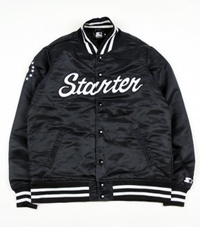 【STARTER BLACK LABEL】NYLON STADIUM JACKET<img class='new_mark_img2' src='//img.shop-pro.jp/img/new/icons41.gif' style='border:none;display:inline;margin:0px;padding:0px;width:auto;' />