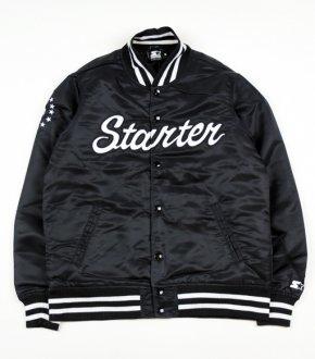 【STARTER BLACK LABEL】NYLON STADIUM JACKET                           </a>             <span class=