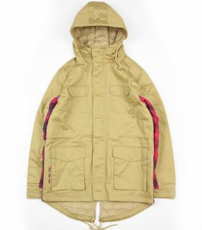 【STAPLE】HUNTER PARKA<img class='new_mark_img2' src='//img.shop-pro.jp/img/new/icons41.gif' style='border:none;display:inline;margin:0px;padding:0px;width:auto;' />