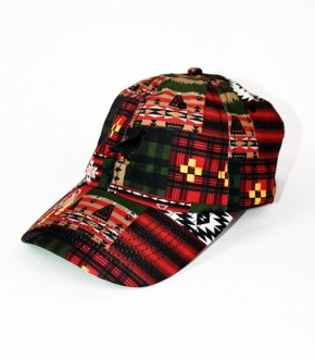 【STAPLE】PATCHWORK PIGEON SNAPBACK