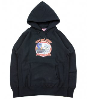【IRIE by IRIE LIFE】IRIE TOM & JERRY HOODIE :Black: