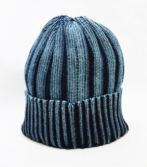 【EARLY】Indigo Beanie<img class='new_mark_img2' src='//img.shop-pro.jp/img/new/icons24.gif' style='border:none;display:inline;margin:0px;padding:0px;width:auto;' />