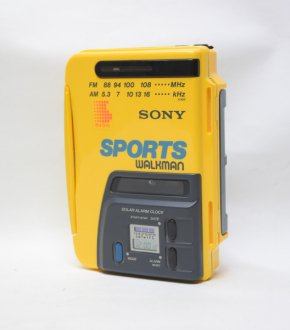 【SONY】WM-AF58 SONY SPORTS WALKMAN(本体のみ)