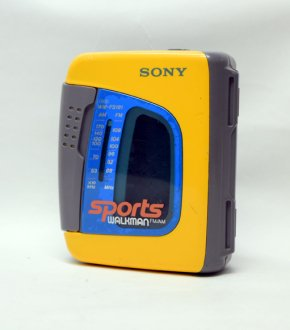 【SONY】WM-FS191 SONY SPORTS WALKMAN(本体のみ)