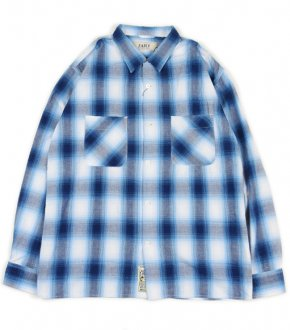 【EARLY】OMBRE EASY SHIRT