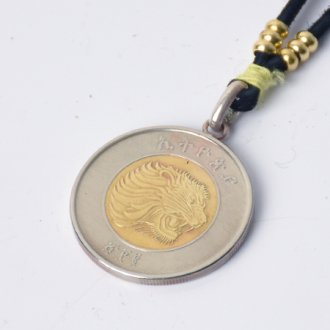 【PAYBACK】ETHIOPIA 1 Birr Coin Necklace                           </a>             <span class=