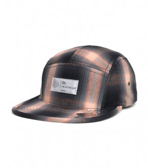 <img class='new_mark_img1' src='https://img.shop-pro.jp/img/new/icons23.gif' style='border:none;display:inline;margin:0px;padding:0px;width:auto;' />【DL Headwear】Omega 5Panel Camp Cap
