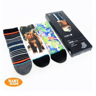 【STANCE】TRAIL MIX BOX SET