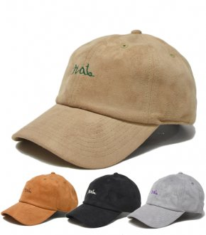 【EARLY】Hate Suede Ball Cap