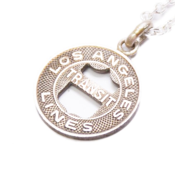 【PAYBACK】Los Angeles Token Necklace(1946)