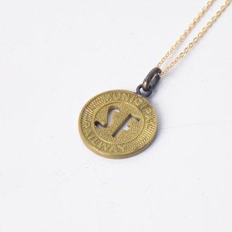 【PAYBACK】San Francisco Token Necklace(1950)                           </a>             <span class=