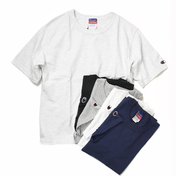 【Champion】7.0 OZ HERITAGE JERSEY TEE (5Color)