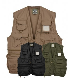 【ROTHCO】Uncle Milty Travel Vest