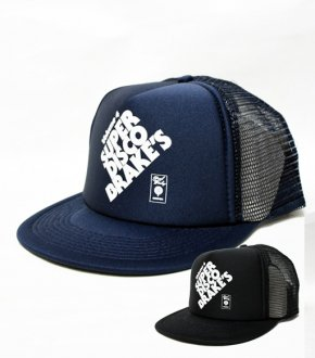 "BBP】× Paul Winley Records ""Super Disco Brake's""  Trucker Cap