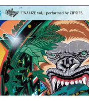 【 FINALIZE vol.1】‐performed by ZIPSIES‐                           </a>             <span class=